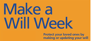 Make A Will Week - The Christie